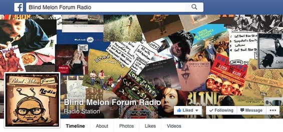 Blind Melon Forum Radio