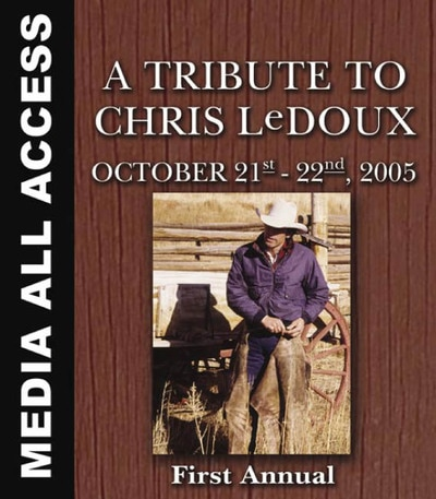 Chris LeDoux Memorial / All Access Pass