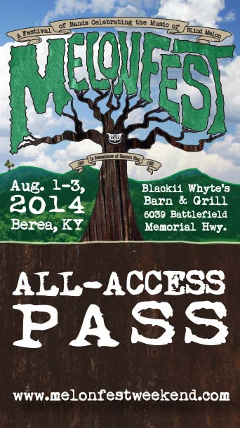 Melonfest 2014 All-Access Pass