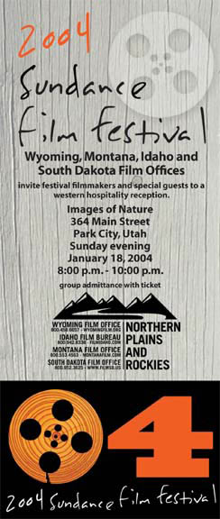 Sundance Industry Film Party 2004